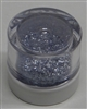 Pastel Purple Jewel Dust  Food Grade 4 gram container. Disco Dust