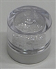 White Jewel Dust  Food Grade 4 gram container. Disco Dust