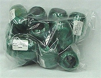 RE-59 Forest Green ribbon egg 3/16in. x 66ft. Quantity 12