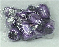 RE-60 Purple poly ribbon egg 3/16in. x 66ft. Quantity 12