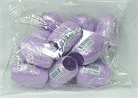 RE-61 Lavender poly ribbon egg 3/16in. x 66ft. Quantity 12
