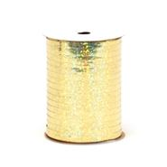 RHS-01 Gold Holographic ribbon spool 3/16in. X 100yds.