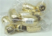 RM-15 Metallic Gold ribbon egg 3/16in. x 66ft. Quantity 12