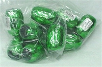 RM-50 Metallic Emerald Green ribbon egg 3/16in. x 66ft. Quantity 12