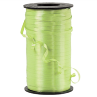 RS-06 Mint Green-curling ribbon spool   (4 or more mix any colors $1.50 ea.) 3/16in.x500yds.