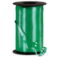 RS-50 Emerald Green-curling ribbon spool  (4 or more mix any colors $1.50 ea.) 3/16in. x 500 yds.