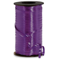 RS-60 Purple-curling ribbon spool  (4 or more mix any colors $1.50 ea.) 3/16in. x 500 yds.