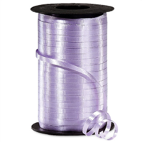 RS-61 Lavender-curling ribbon spool  (4 or more mix any colors $1.50 ea.) 3/16in. x 500 yds.