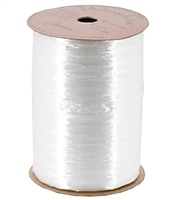 WRP-01 White Pearlized Wraphia 100 yards