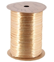 WRP-15 Gold Pearlized Wraphia 100 yards