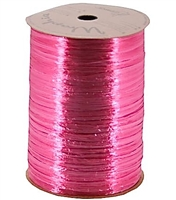 WRP-41 Beauty Hot Pink Pearlized Wraphia 100 yards
