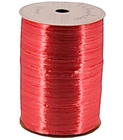 WRP-63 Red Pearlized Wraphia 100 yards