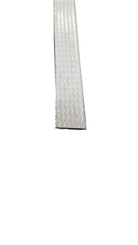 Flat Braid Tinned Copper Wire 3/8 Ground Strap USA