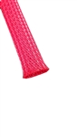PET Expandable Braided Sleeving RED