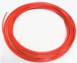 18 GAUGE TFFN TEWN WIRE RED 600V COPPER STRANDED GROUND WIRE