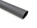 "1"" BLACK 3:1 Glue Lined Marine Heat Shrink Tube Adhesive U.S.A MADE (1 FOOT)"