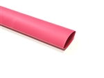 "1"" Red 3:1 Glue Lined Marine Heat Shrink Tube Adhesive U.S.A MADE (1 FOOT)"