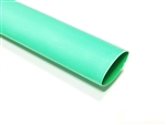 "1"" GREEN 3:1 Glue Lined Marine Heat Shrink Tube Adhesive U.S.A MADE (1 FOOT)"