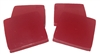 The Cube Maker Compressive Pads - ACM-24 ALL RED