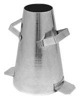 Steel Slump Cone - ACM-32
