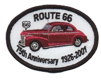 75th Anniversary ROUTE 66 1926-2001