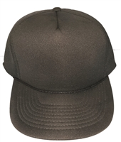 Foam lined baseball cap.