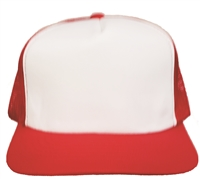 kids trucker poly-mesh cap