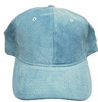 100% cotton corduroy cap.