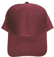 low profile cotton cap (hat)