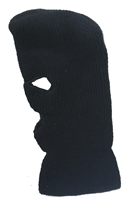 acrylic face mask knit beanie, ski mask