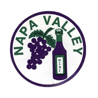 NAPA VALLEY sticker
