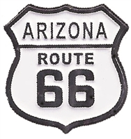 ARIZONA ROUTE 66 souvenir pin - AZ - ARIZ