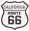 CALIFORNIA ROUTE 66 hat pin.