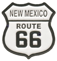 NEW MEXICO ROUTE 66 hat pin
