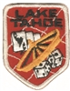 LAKE TAHOE roulette - souvenir embroidered patch