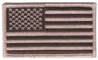 6834-58/01 - USA flag uniform or souvenir embroidered patch