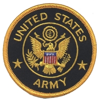 6861 - ARMY souvenir embroidered patch