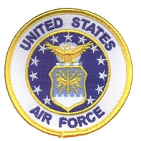 UNITED STATES AIR FORCE souvenir embroidered patch