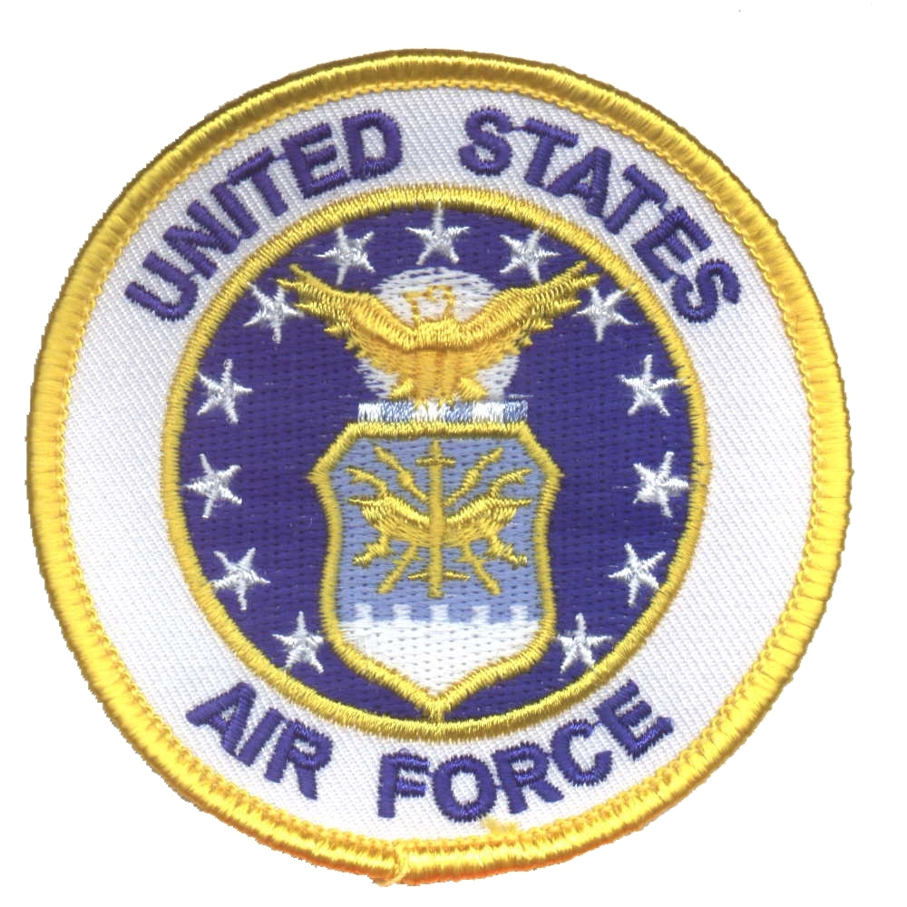 084d8b6f31ff9 UNITED STATES AIR FORCE souvenir embroidered patch