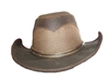 hDURANGO - Durango leather vented hat