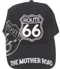 ROUTE 66 shadow MOTHER ROAD cap