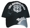hR6603-01 - ROUTE 66 MOTHER ROAD cap (hat)