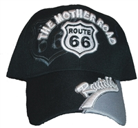 ROUTE 66 MOTHER ROAD cap (hat)