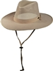 No Fly Zone Mesh safari shaped hat