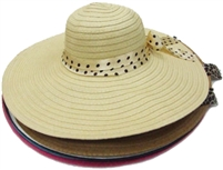 wide brim hat - #sHW23447