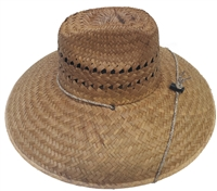 Mexican lifeguard straw hat
