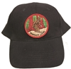 BIGFOOT LIVES black cotton low profile cap