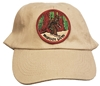 BIGFOOT LIVES khaki  cotton low profile cap