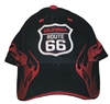 CALIFORNIA US 66 Flame fire cap