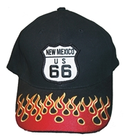 #2566/1123601 - flame fire cap - 0112P-FLAME-36-01 - 2566